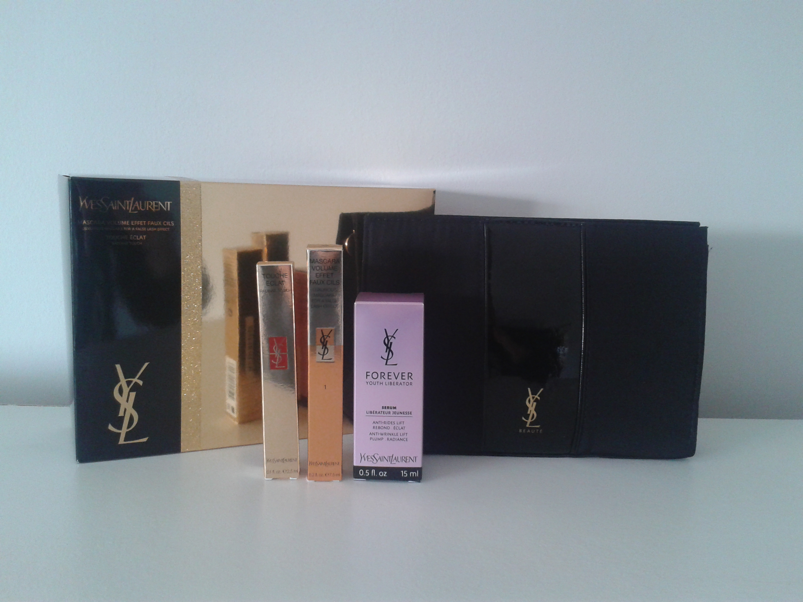 Ysl Radiance Beauty Gift Set
